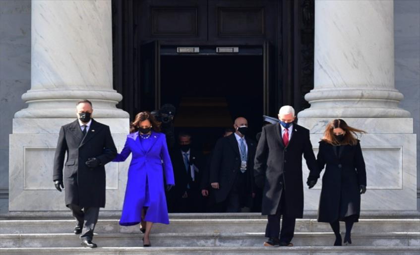Слика од Светските лидери им честитаа на Бајден и Харис