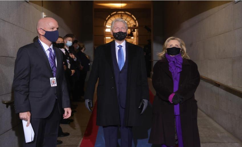 Слика од Хилари Клинтон: Бајден е вистинскиот човек за ова време