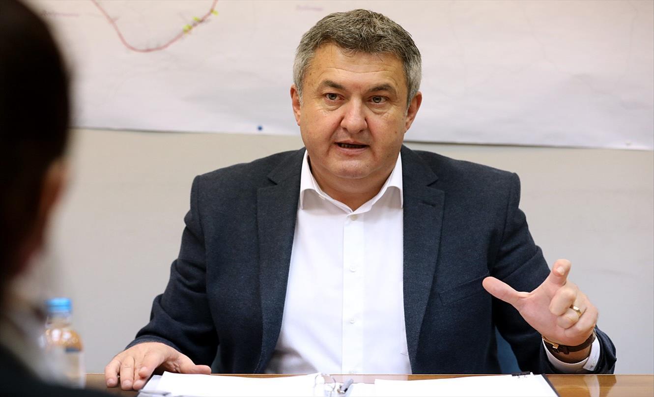 Слика од Локвенец: Имаме амбициозна временска рамка за пругата кон Бугарија