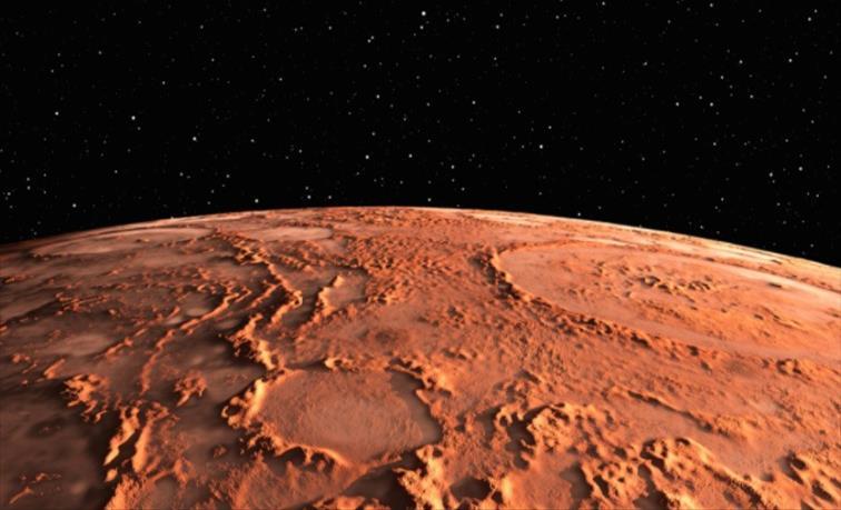 """Слика од Роверот """"Упорност"""" слета на Марс, во село во БиХ групно го следеа настанот"""