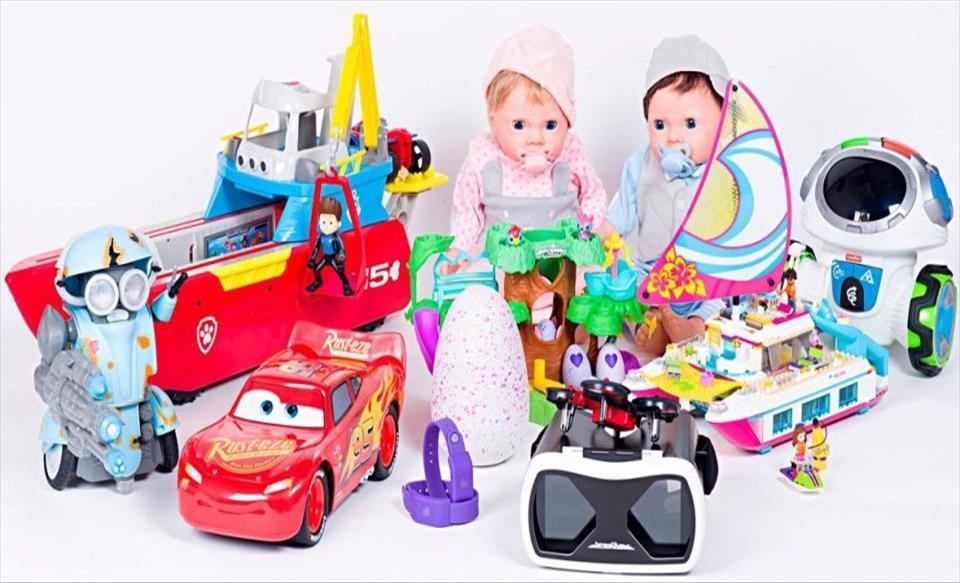 Слика од Играчки и украси што треба да се исфрлат од детската соба