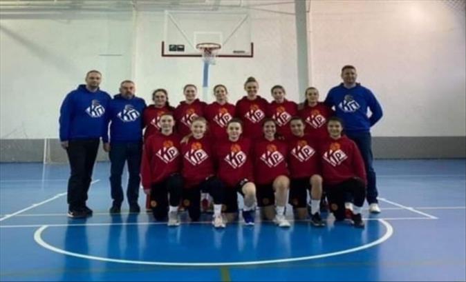 Слика од Две победи во дебитантската сезона во Јадранска лига за кошаркарките од Крива Паланка