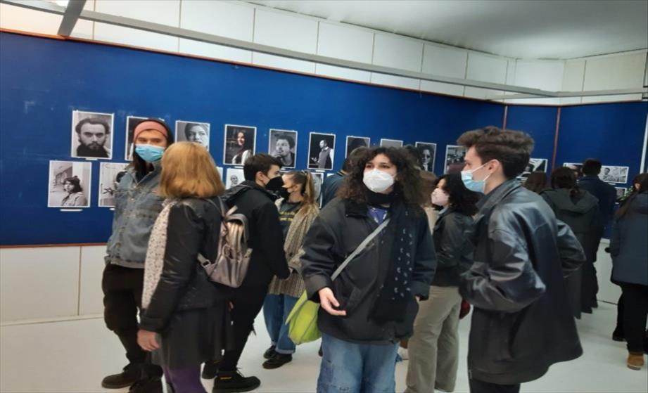 """Слика од Самостојна изложба на фотографии од Никола Јовановиќ – """"Лица и улици"""""""