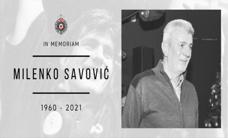 Слика од Легендарниот кошаркар Миленко Савовиќ почина од коронавирус