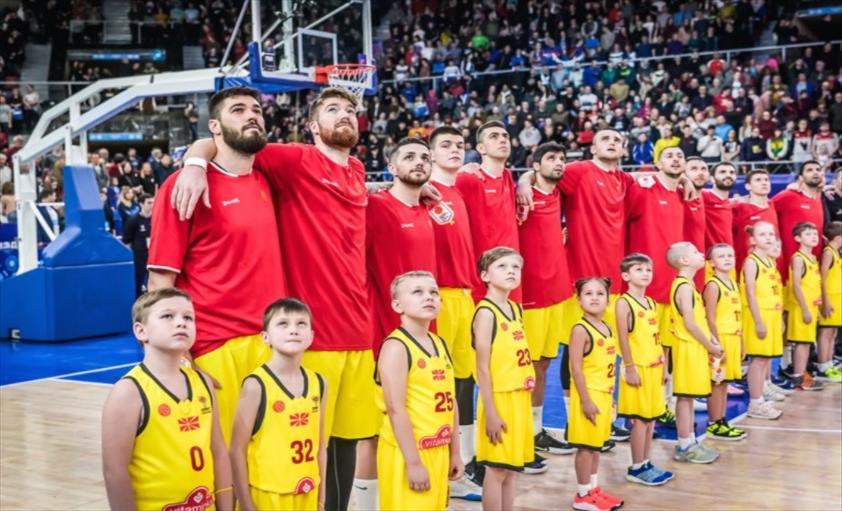 Слика од Скок од едно место на македонските кошаркари на европската ФИБА ранг-листа