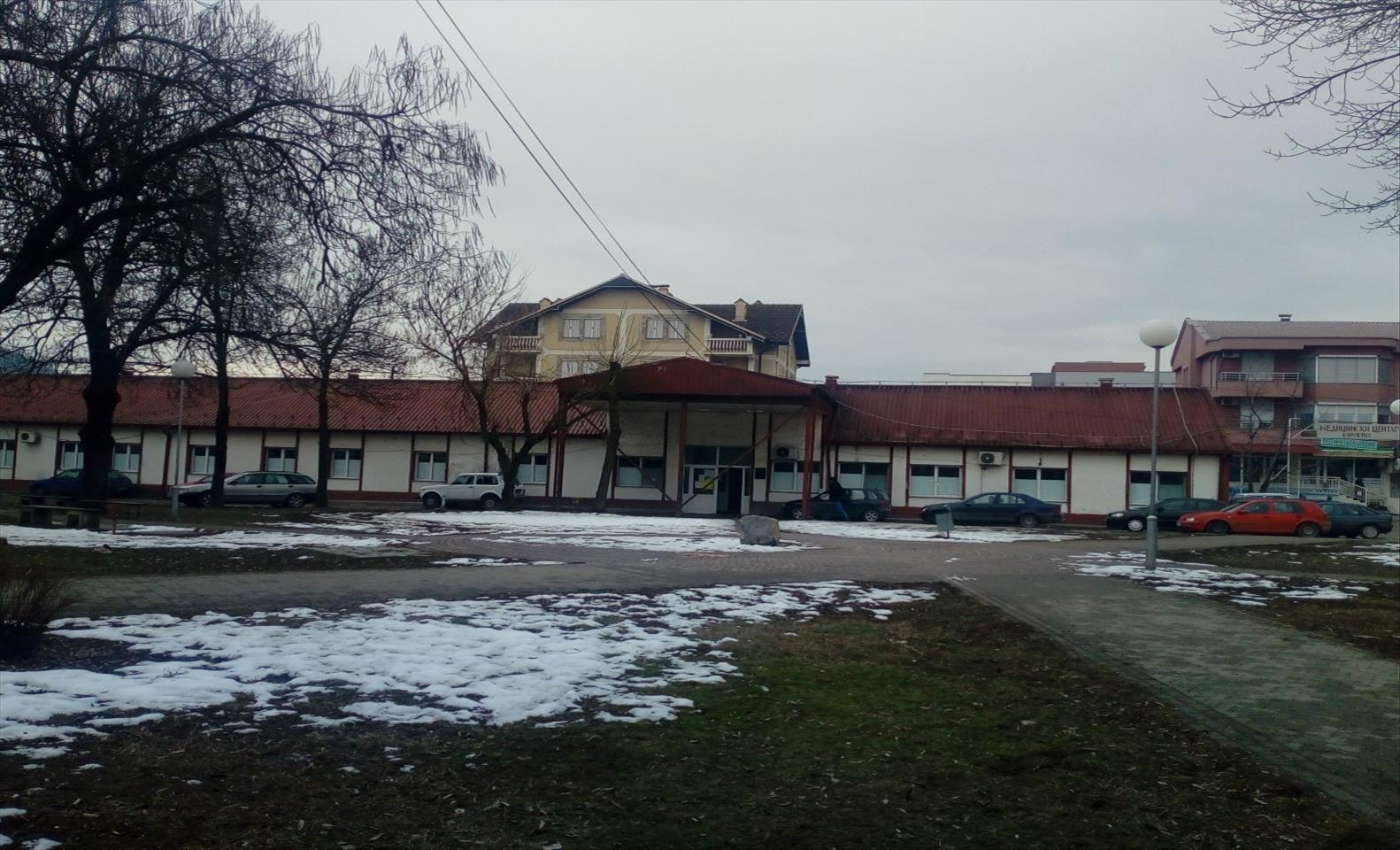 Слика од Вакцинирани вработените од Итната медицинска помош во Кичево