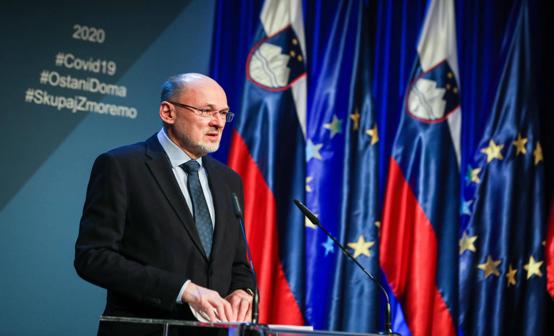 Слика од Кацин: Во Словенија до крајот на јуни ќе биде вакцинирано половина население