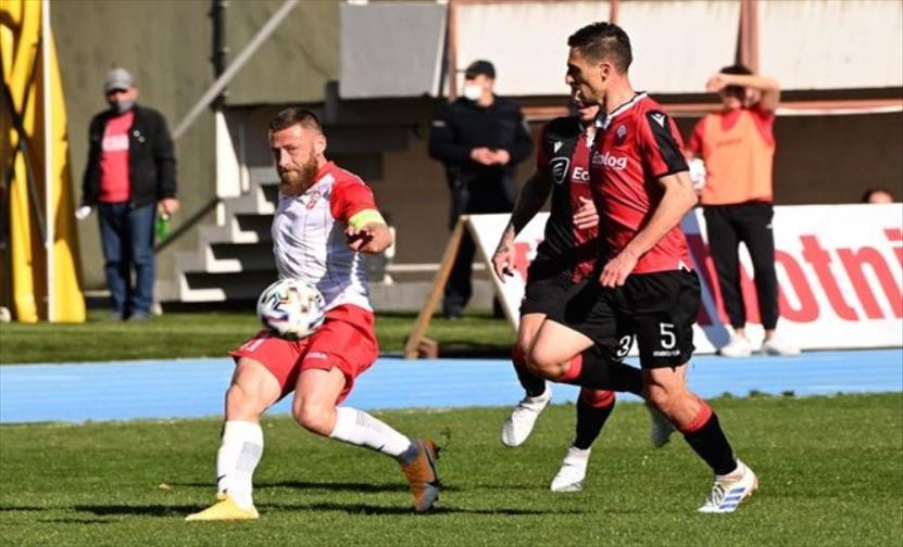 Слика од ПМФЛ: Без голови на дербито Работнички – Шкендија,  триумф на Шкупи во Кратово