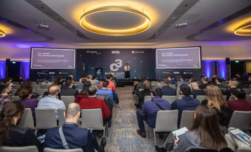 Слика од Глобален турнир за најдобрите светски програмери и ИТ професионалци за cloud, data и AI