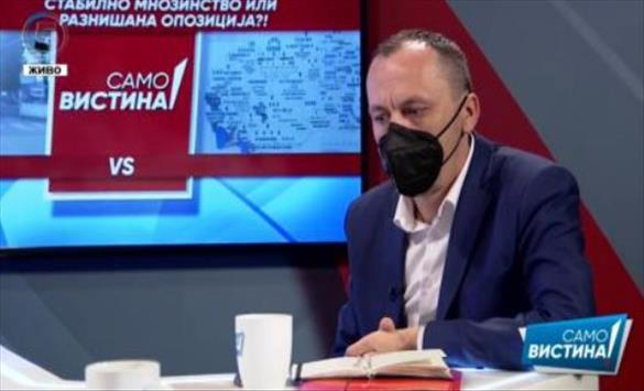 Слика од Петрушевски за гласањето за доверба на Владата: Класичен театар во режија на Заев