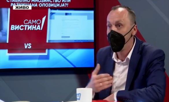 Слика од Петрушевски: Нема борба против корупцијата и криминалот додека власта не почне од својот двор
