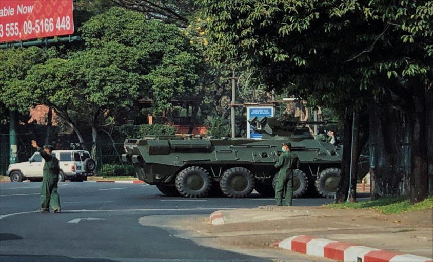 Слика од Високата комесарка на ОН за човекови права ја повика Војската на Мјанмар да престане да убива и апси демонстранти