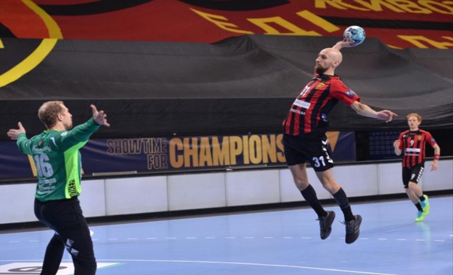 Слика од Вардар со два порази од Веспрем елиминиран од Лигата на шампиони