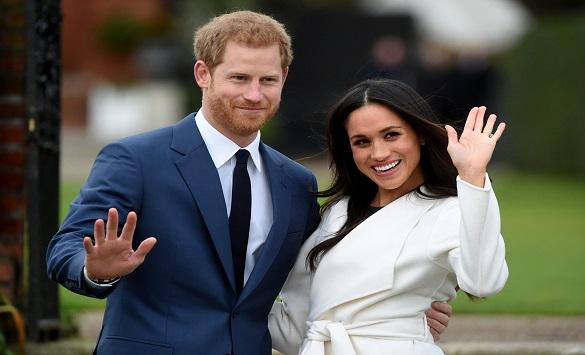 Слика од За девет месеци, полицијата била деветпати кај принцот Хари и Меган Маркл