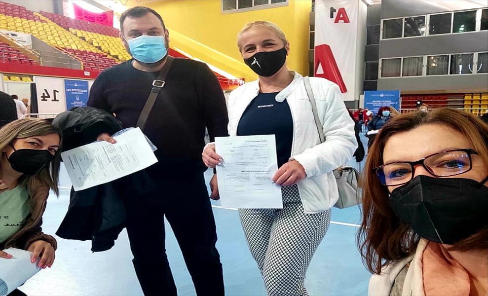 Слика од Почна вакцинацијата на наставниците од Општина Аеродром