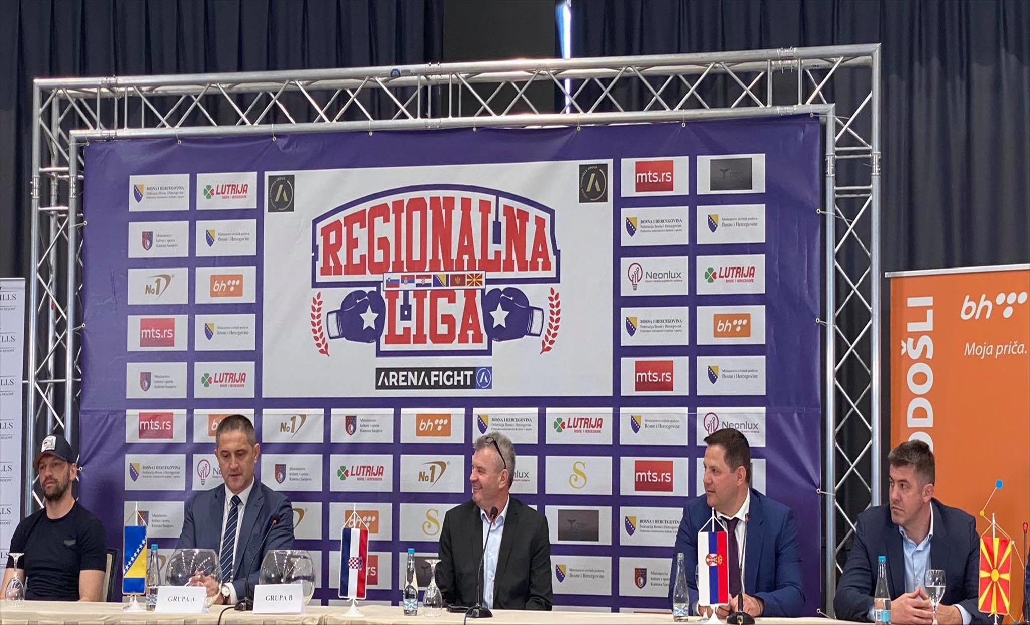 Слика од Формирана Регионална лига во бокс, Вардар во А-Групата