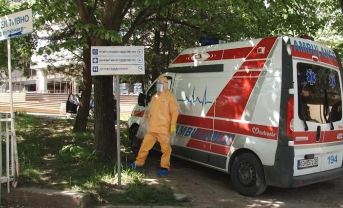 Слика од Во ковид центрите во Скопје за 24 часа се хоспитализирани 73 пациенти