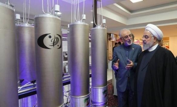 Слика од Иран пушти во работа нови центрифуги за збогатување ураниум