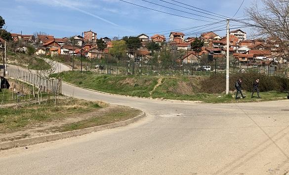 Слика од Физичка пресметка на жители од кочанската населба Трајаново Трло со група крадци