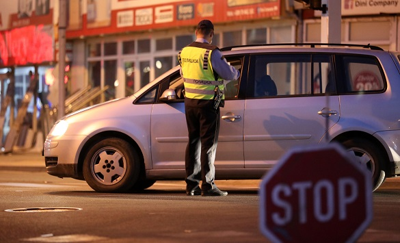 Слика од Викендов десет прекршители на полицискиот час