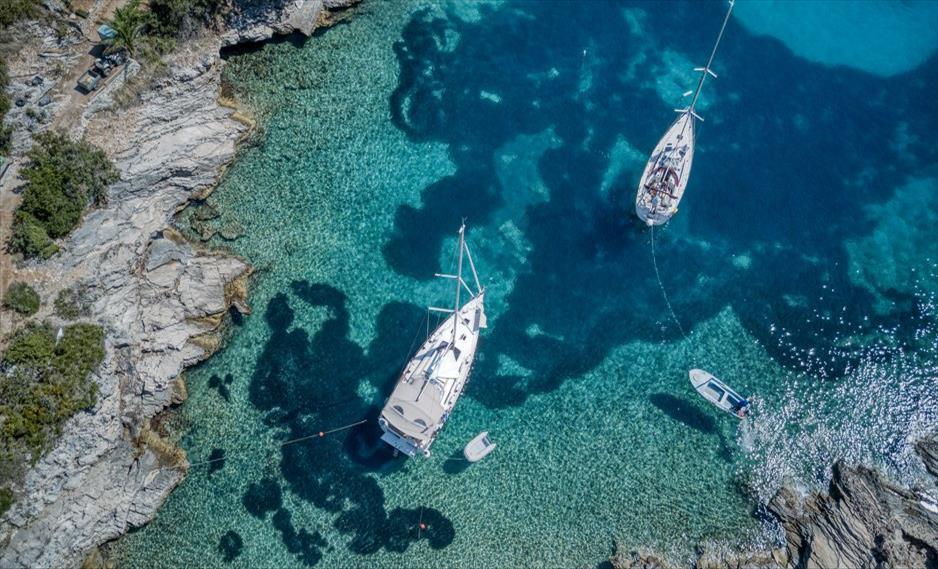 Слика од Островот Шолта – хрватската оаза на мирот и спокојот