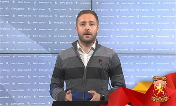 Слика од Арсовски: Ушилковски ќе одговара затоа што не зависи од Заев, да зависеше, сега ќе превезуваше нова пратка
