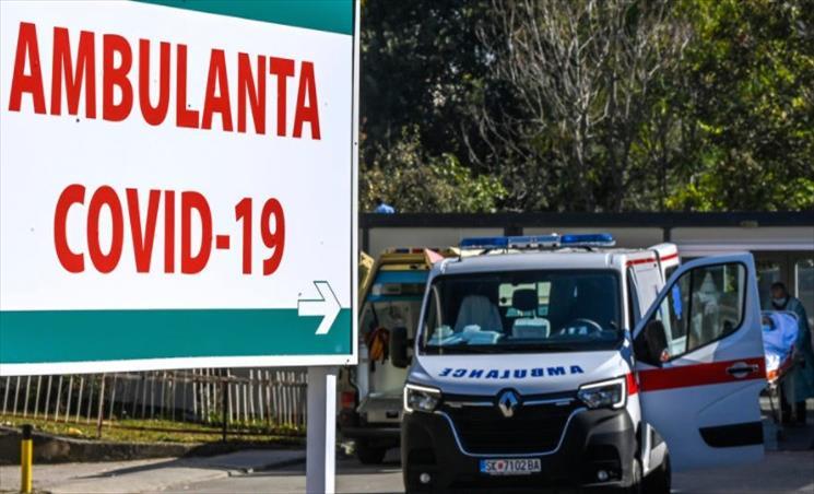 Слика од Над 1700 пациенти се лекуваат од Ковид-19 низ болниците ширум Македонија, МЗ тврди дека има место за сите