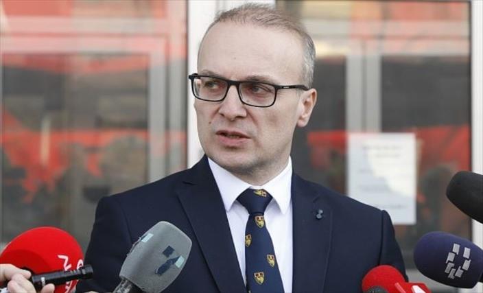 Слика од Милошоски: Ако не беше ДЕА, Заев и Спасовски никогаш немаше да го уапсат началникот на прилепската полиција