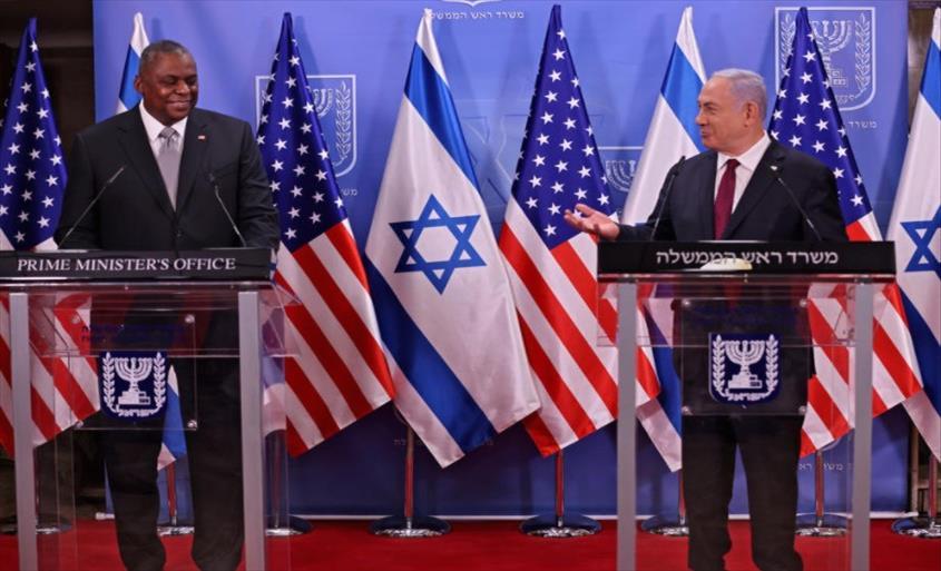 Слика од Нетанјаху: Иран не се откажува од нуклеарно оружје