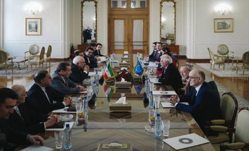 Слика од Обновени и надополнети санкциите од ЕУ за Иран