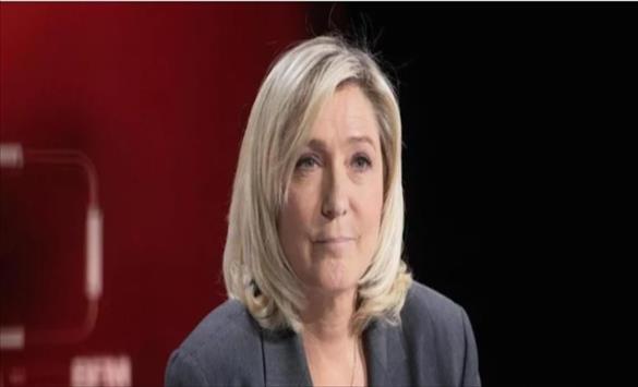 Слика од Анкети: Ле Пен би била победена во вториот круг на претседателските избори во 2022 од Макрон, Бертранд или Пекресе