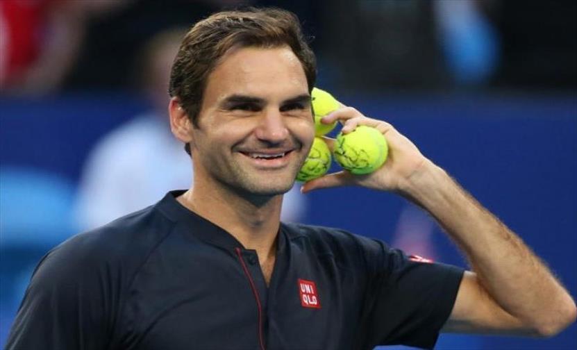 """Слика од Федерер планира да игра на """"Ролан Гарос"""""""