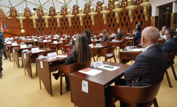 Слика од Власта немаше мнозинство да го изгласа членот на РКЕ, опозицијата обвини дека предлогот е уште партиски послушник