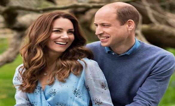 Слика од Кејт Мидлтон и принцот Вилијам објавија неколку фотографии по повод 10-годишнината од својот брак