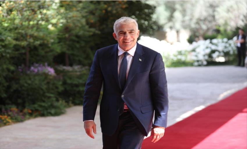Слика од Израелскиот претседател му наложи на Jаир Лапид да формира нова влада