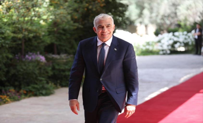 Слика од Израелскиот претседател го довери мандатот за состав на нова влада на лидерот на опозицијата Лапид