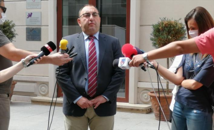 Слика од Бислимоски: РКЕ нема да дозволи зголемување на цената на електричната енергија