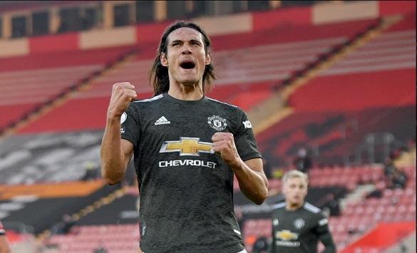 Слика од Манчестер јунајтед му нуди договор на Кавани од 250 илјади фунти неделно
