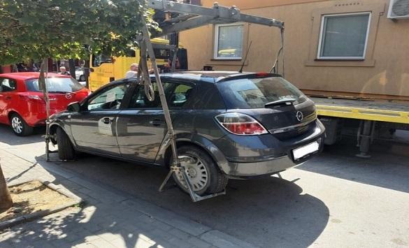 Слика од Изминатата недела санкционирани 123 непрописно паркирани возила во општина Центар
