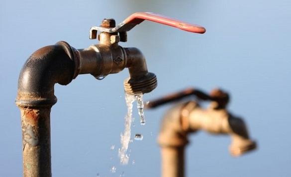 """Слика од Без вода дел од корисниците на ул""""23 Октомври"""""""
