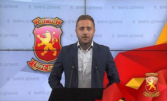 Слика од Арсовски: 280.000 евра за кампања за спречување корупција - нов скандалозен тендер