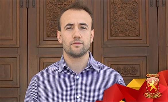 Слика од Стојаноски: Предлог законот за служба во Армијата не е добро законско решение