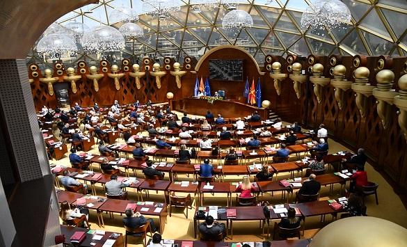 Слика од Собранието го донесе Законот за заем од Светска банка за финансирање на проектот за модернизација на земјоделството