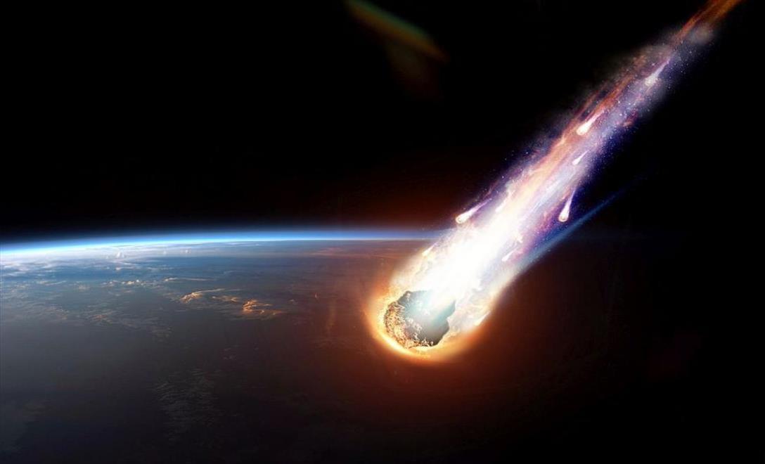 Слика од Астероид поголем од Кеопсовата пирамида ќе мине крај Земјата