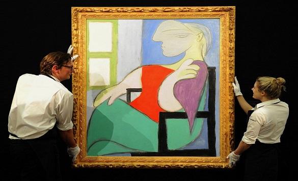 Слика од Слика на Пикасо продадена за 85 милиони евра