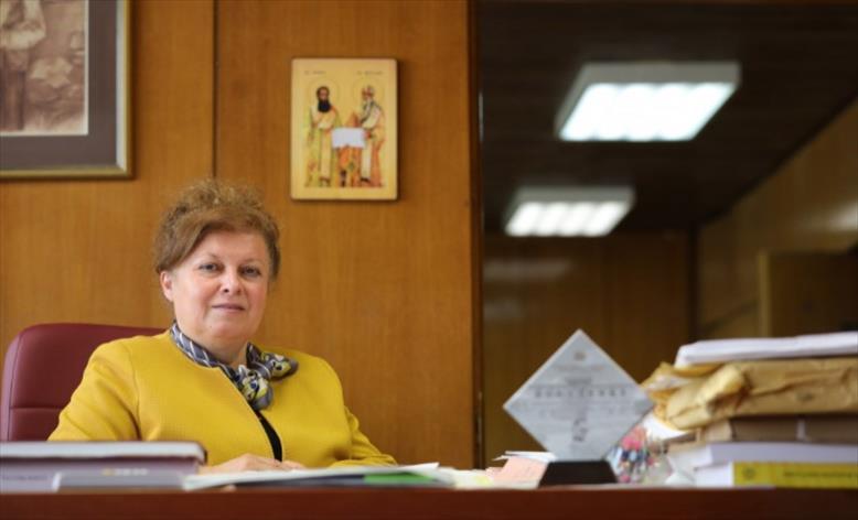 Слика од Јованова-Грујовска: Предизвик за лингвистите во глобализацијата е влијанието на туѓите зборови