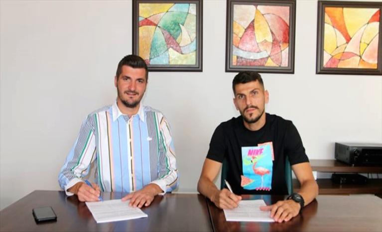 Слика од Бујар Шабани шесто засилување на Шкупи за новата сезона