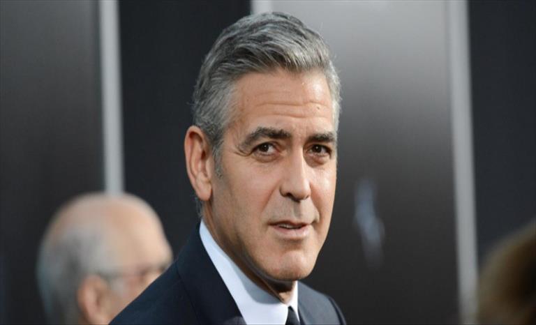 Слика од Џорџ Клуни со помош за младите филмаџии