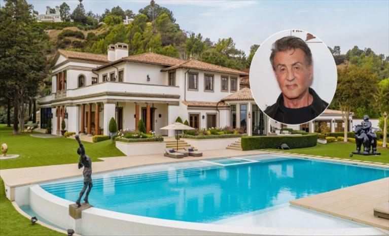 Слика од Сталоне го продава своето лусузно живеалиште во Калифорнија, цена: 3,35 милиони долари