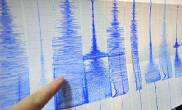 Слика од Земјотрес од 5,9 по Рихтер во југоисточниот дел од Егејското Море